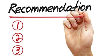 imagen de recomendación
