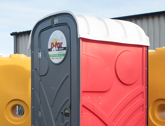 Event portable loo hire