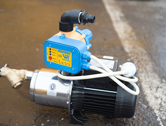 Electric water pumps available