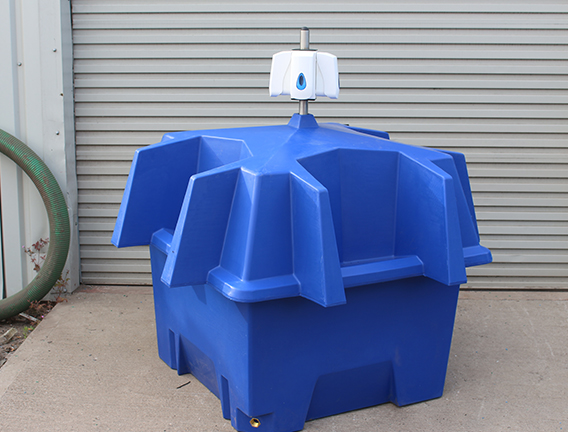 Mobile urinals for events