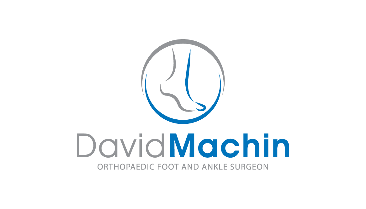 Mr David Machin Consultant Orthopaedic Foot Ankle Surgeon