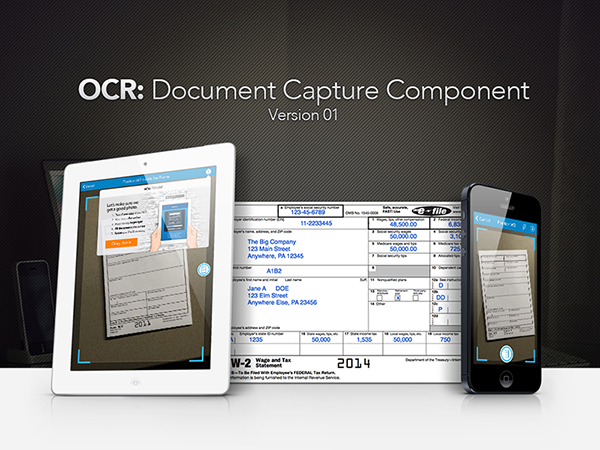 2013 OCR: Document Capture Component - v1