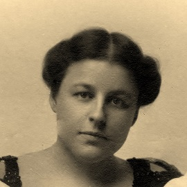 Photo of Marguerite Stuart Conant, Withey