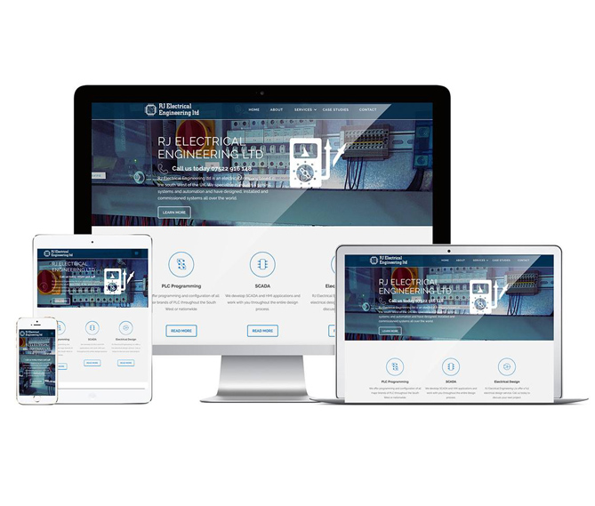 website design St Austell