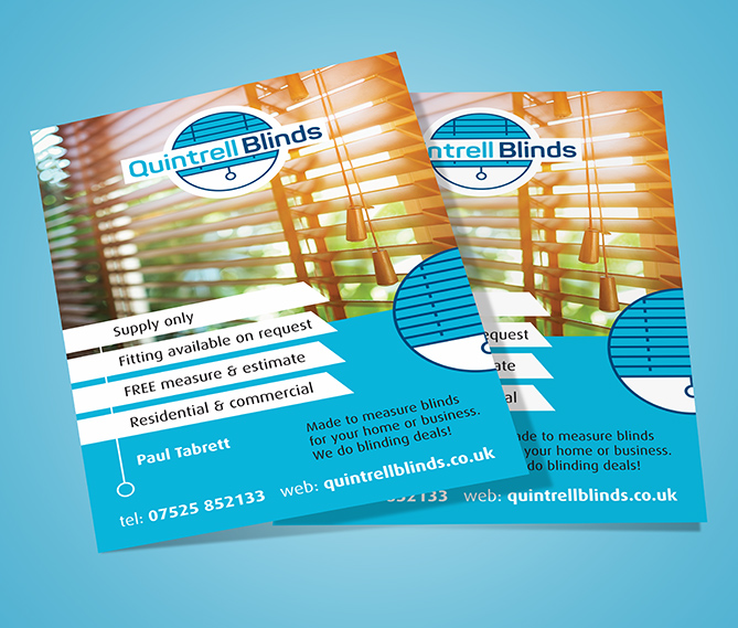 flyer design Cornwall