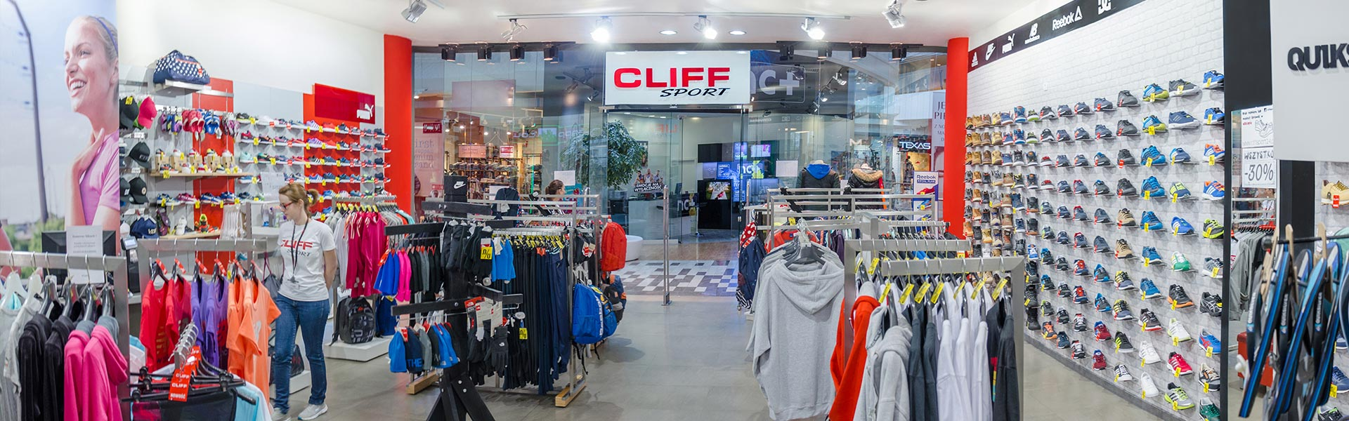 sklep sportowy cliff sport