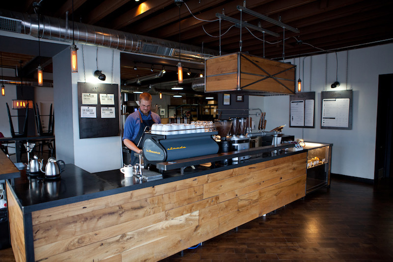 Corvus Coffee Roasters in Denver, CO