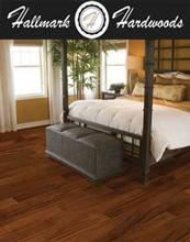 Wood Flooring by Hallmark, Exotic wood floors, hand scraped wood