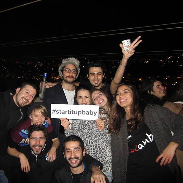 BookSerf'le Start-up İstanbul finalisti olduk 2013'te!