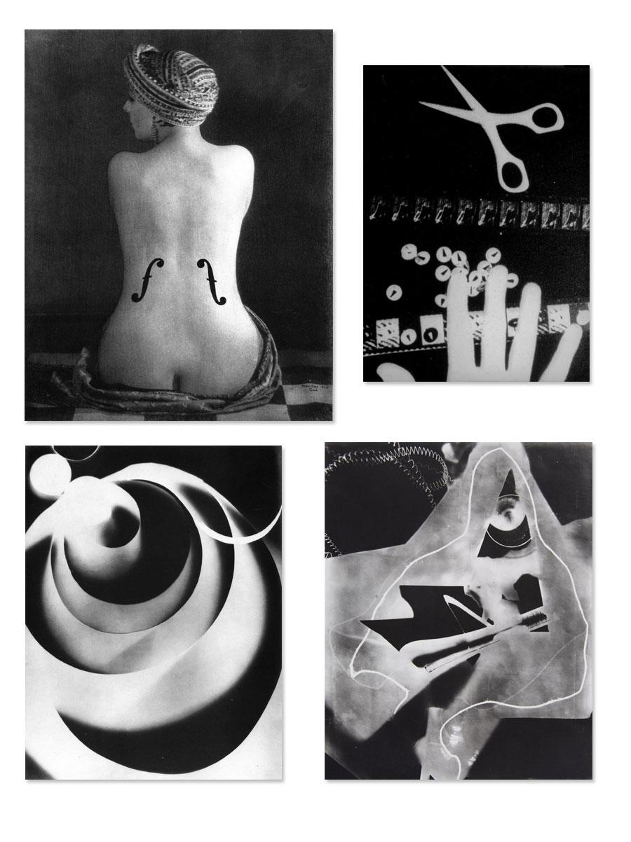 Man Ray ile sanat