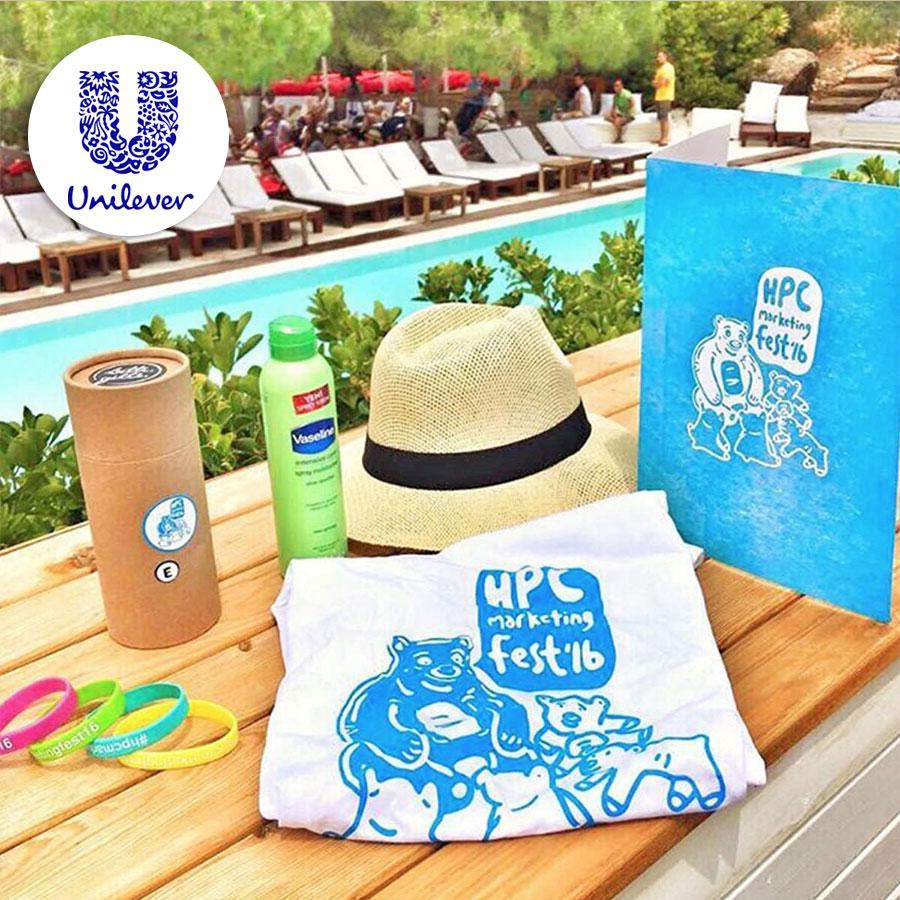 Unilevere Tasarım Tişört
