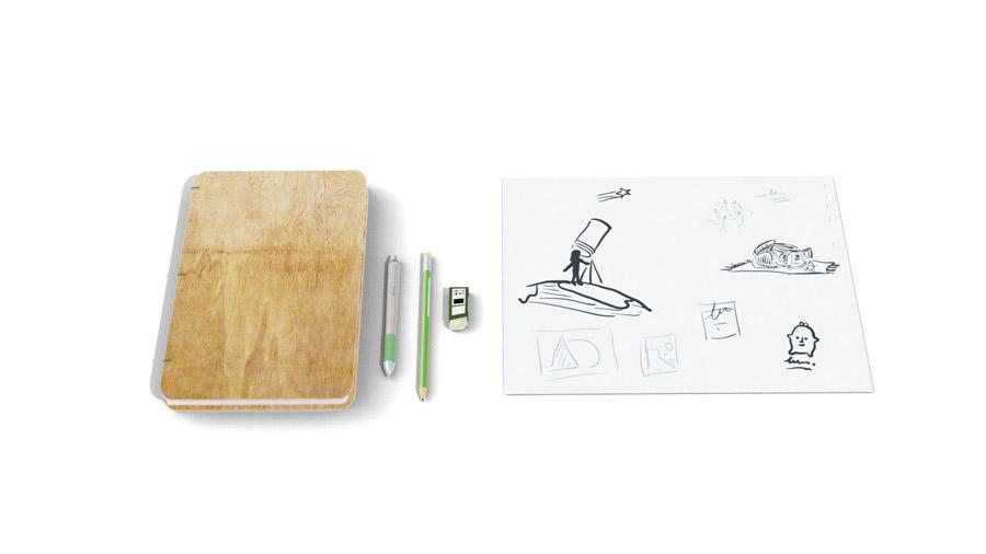 Defter Yapmı Çocuklarla Çizimler