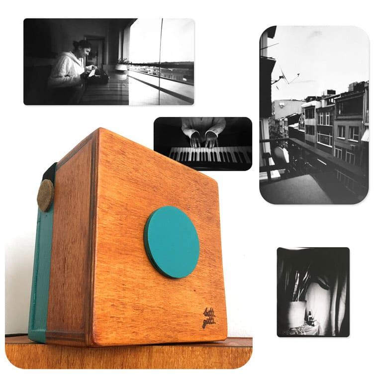 El Yapımı Fotoğraf Makineleri