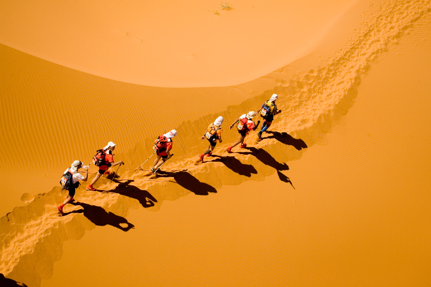 Maratón des Sables (No Limit)