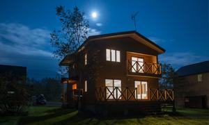 Kurodake 3 Bedroom Forest View Chalet