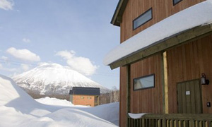 tenry 4 bedroom chalet