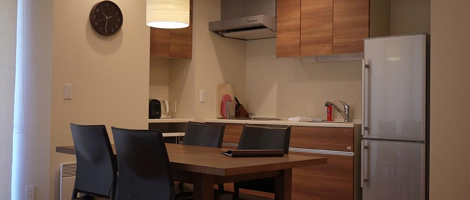 Photo of Akazora one bed room kitchen