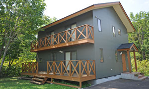 Shikotsu 3 Bedroom Forest View Chalet