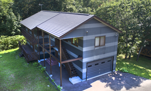 Toya 3 Bedroom Forest View Chalet