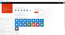 Image of Office 365 Portal