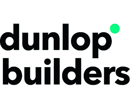 Dunlop Builders supporting Bike Wanaka since 2018