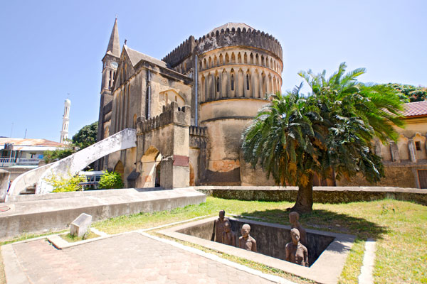historical tour of stone town