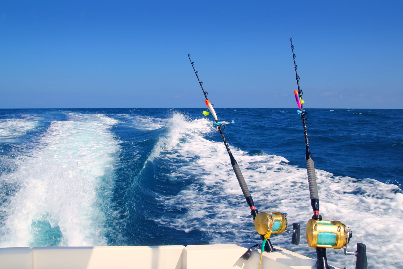 deep sea fishing in zanzibar