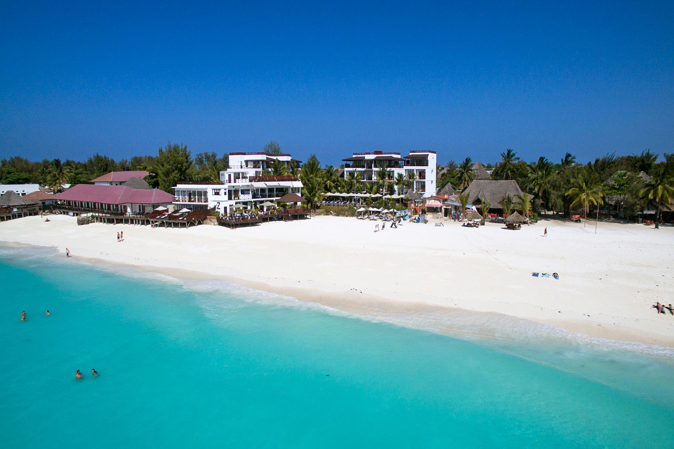 The Z Hotel Zanzibar Luxury Hotel On Nungwi Beach