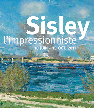 "A preview of the app smArtapps created for the Culturespaces exhibition ""Sisley, the impressionist"""
