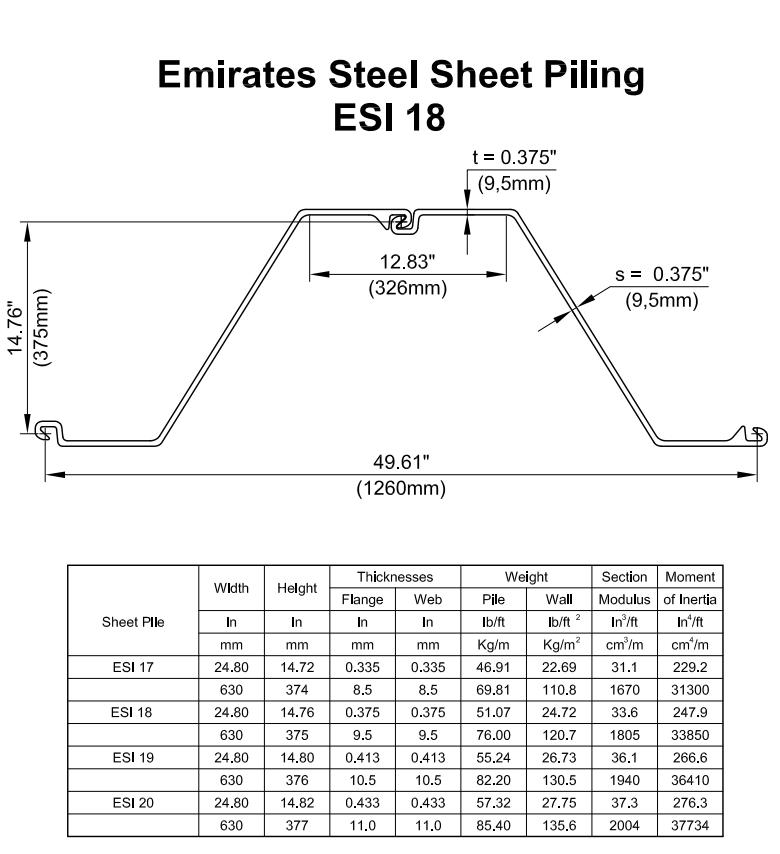 Service Steel Piling