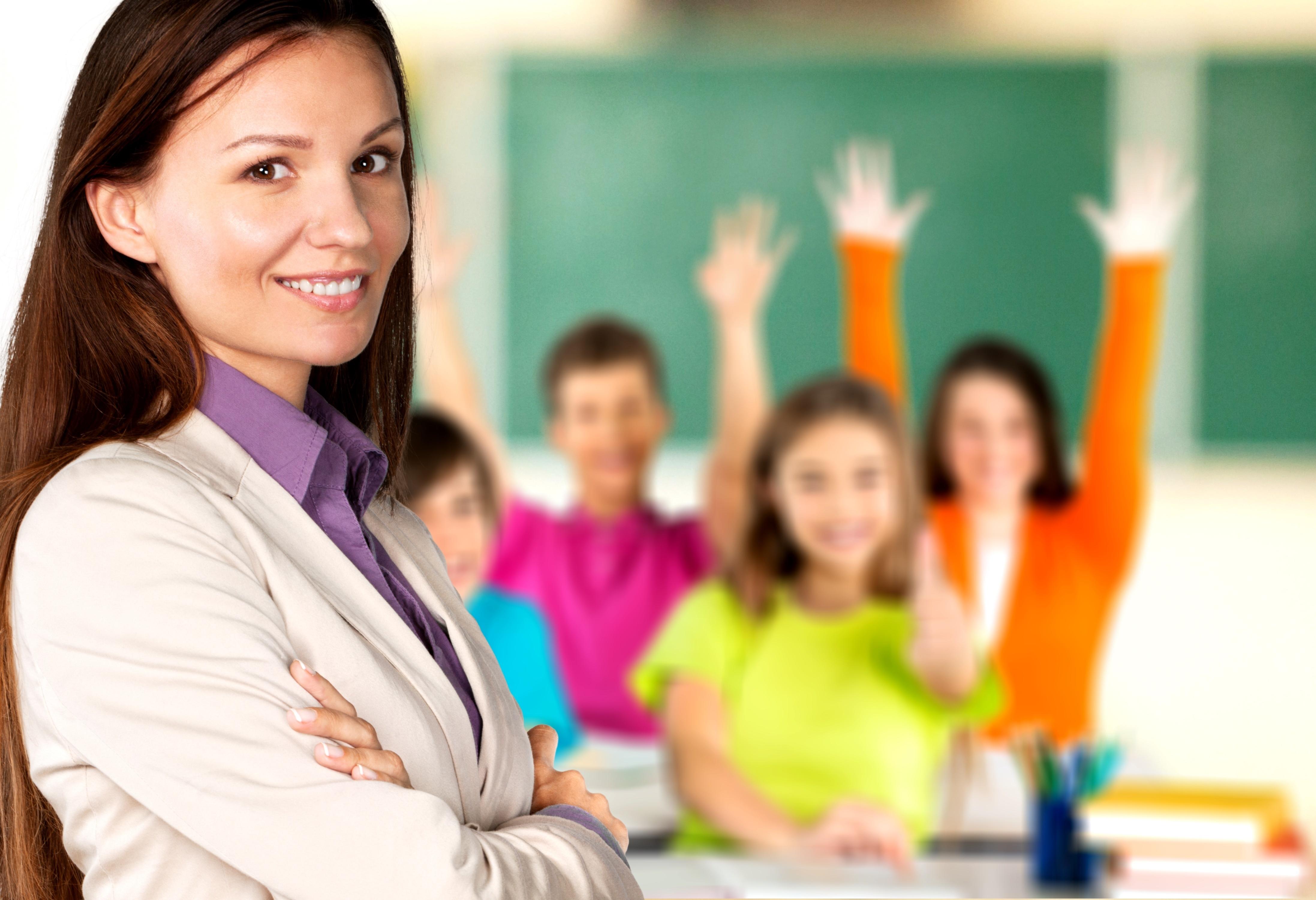 Дню, картинки с учительницей английского
