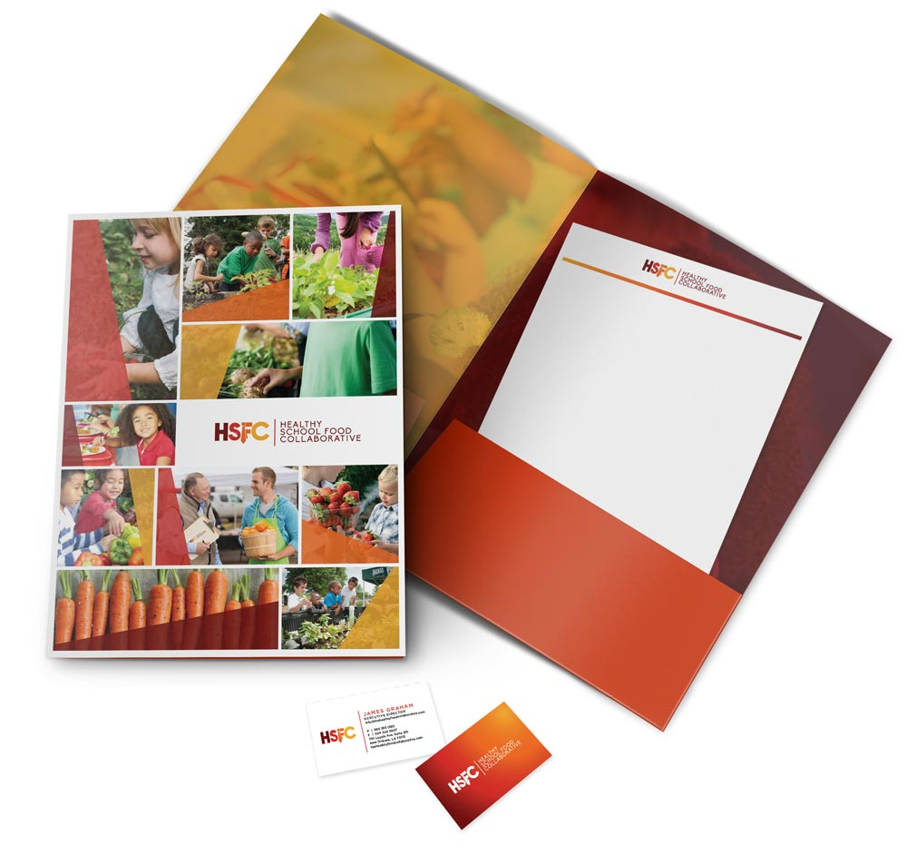 Print Collateral and Marketing for THSFC