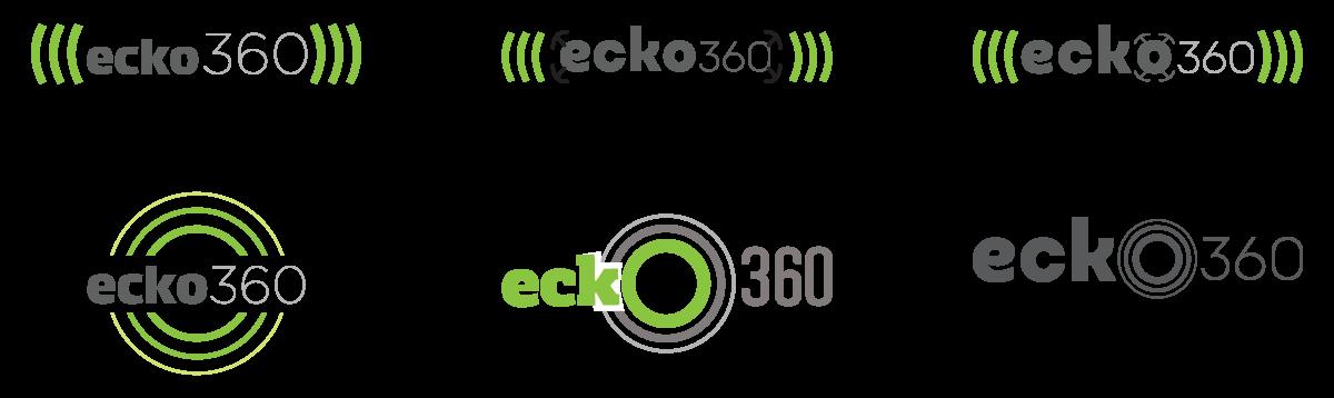 ecko360 Preliminary Logos Directions