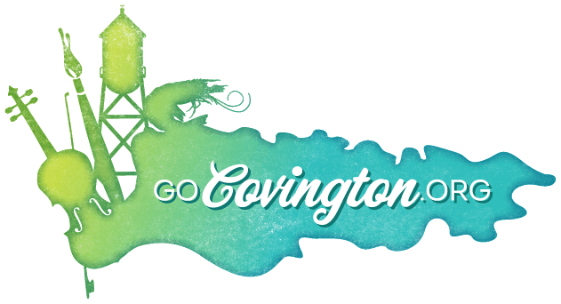 GoCovington Logo Cool