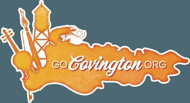 GoCovington Logo Warm