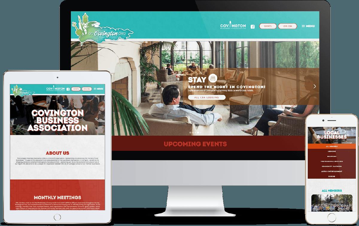 GoCovington Website