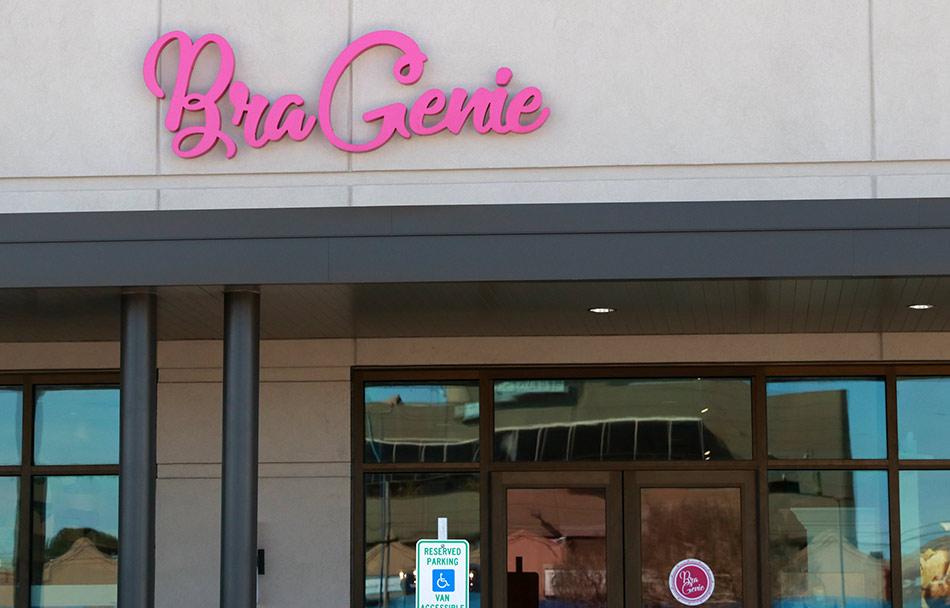 Bra Genie Storefront