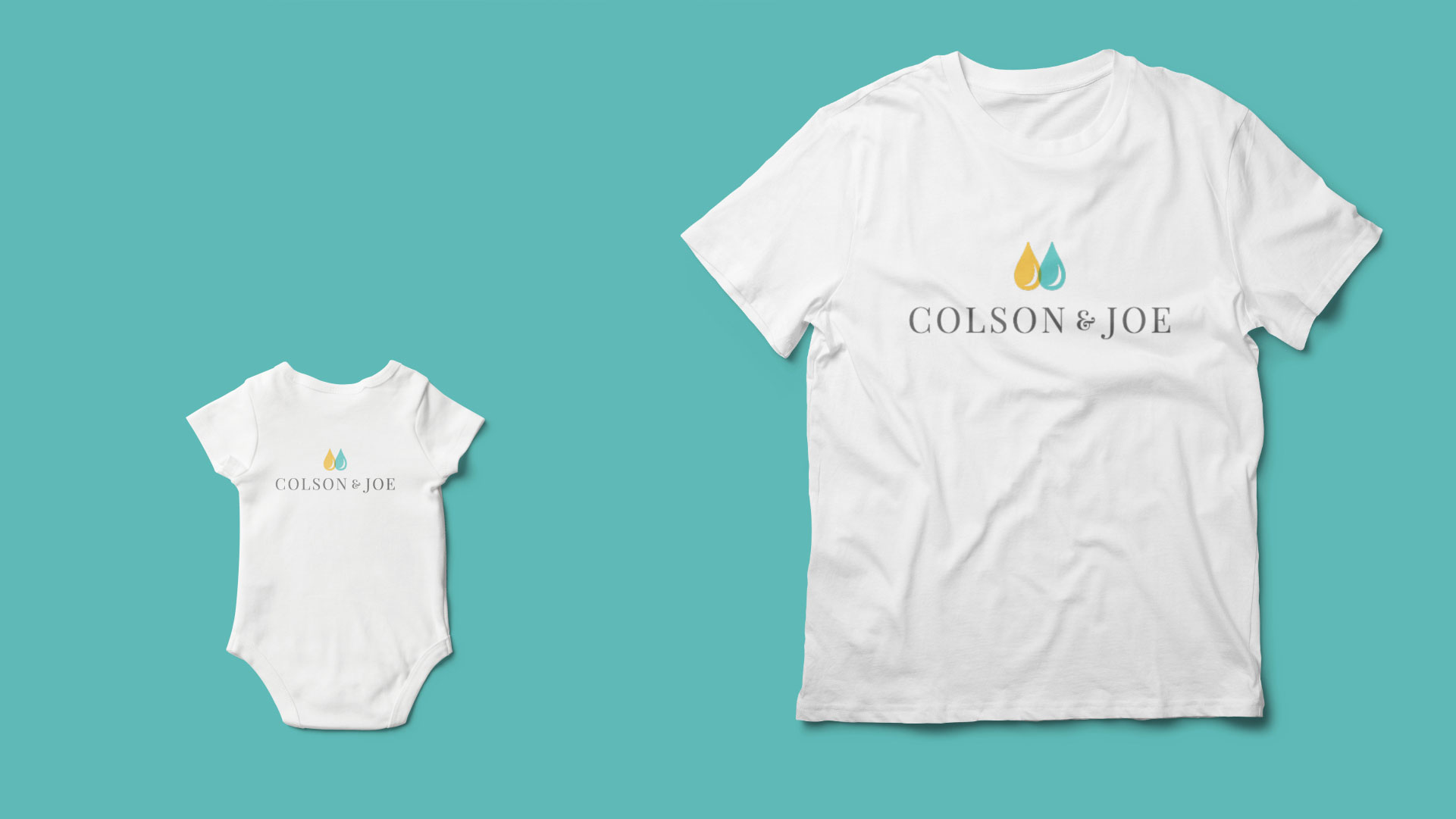 Colson & Joe t-shirts