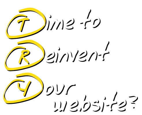 reinvent your site
