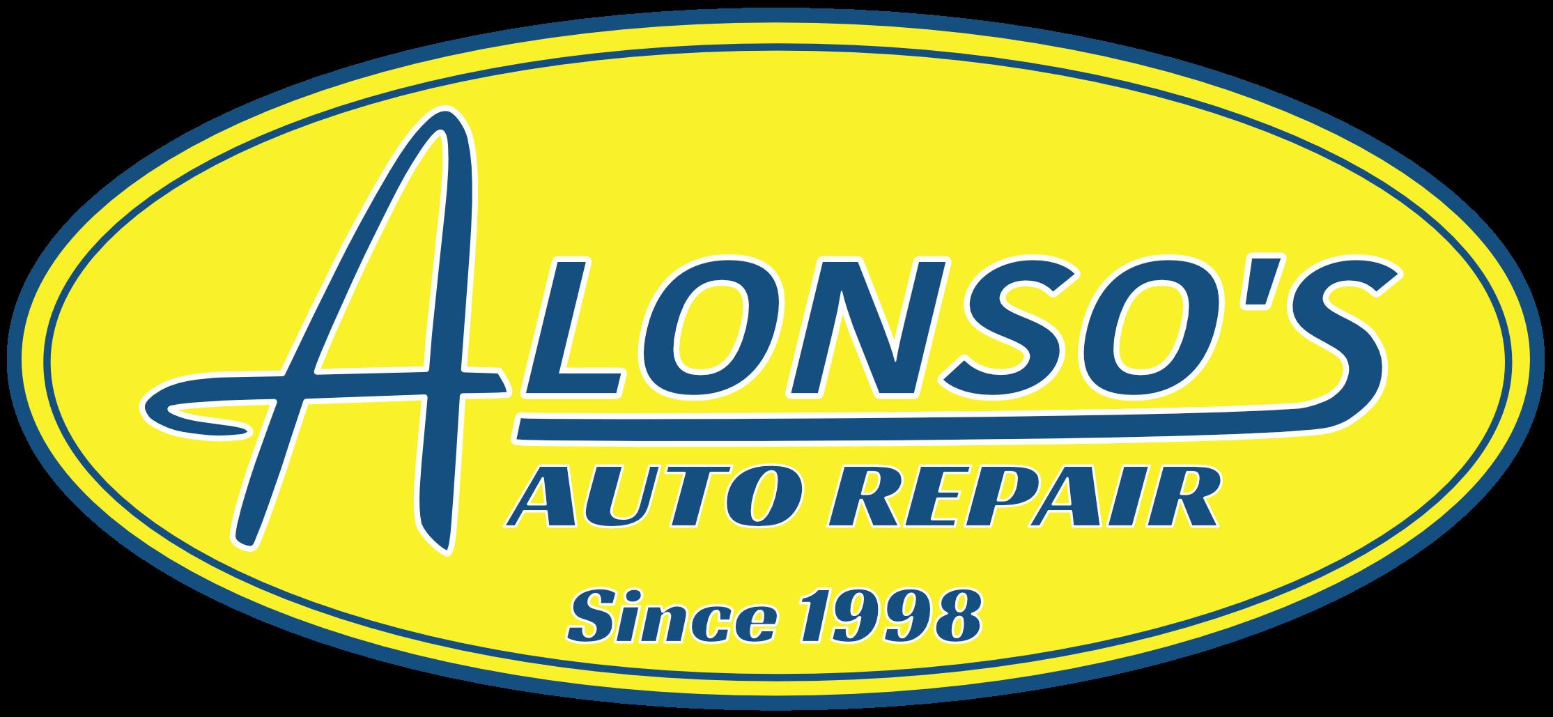 alonsos auto repair logo