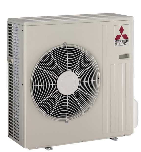 Mitsubishi Electric Ductless Heat Pump