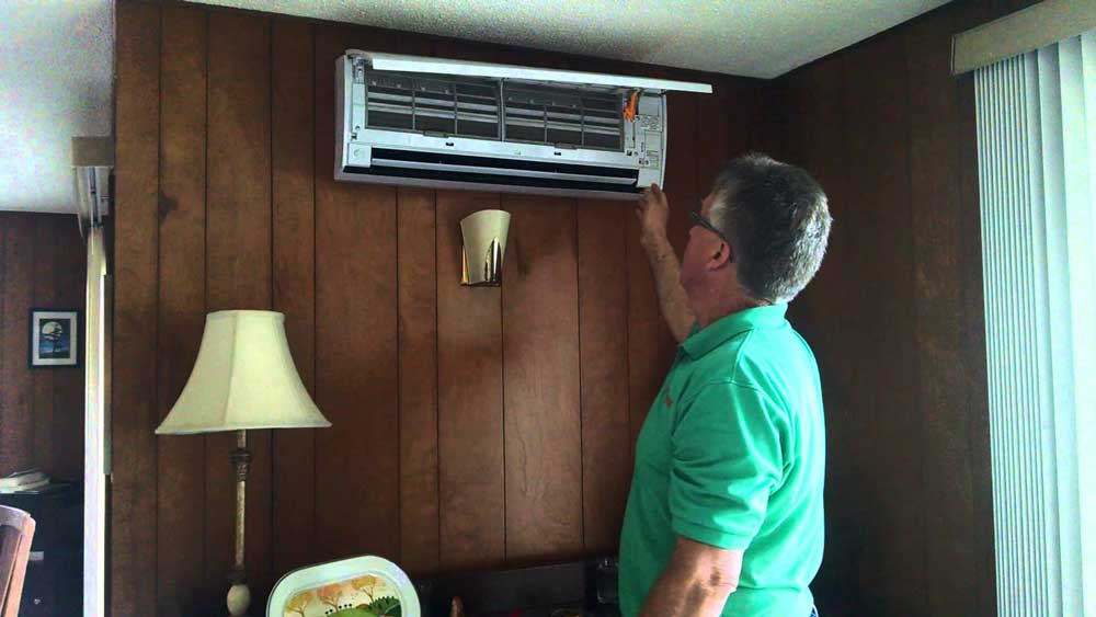 Ductless Cleaning