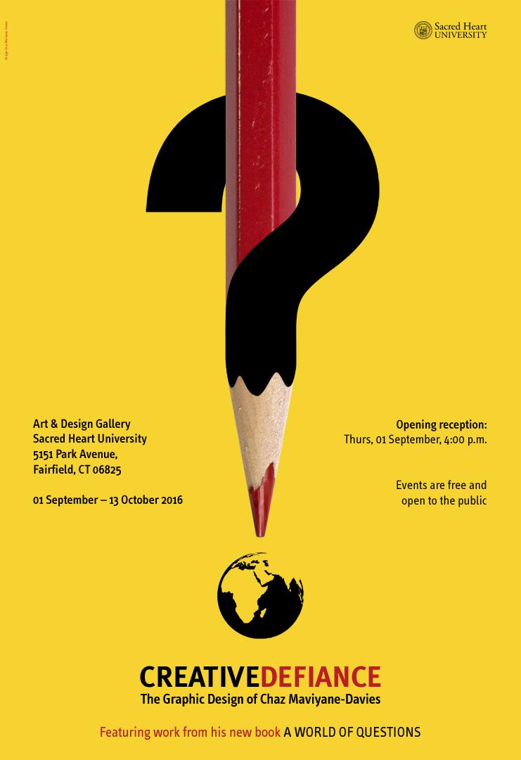 creative defiance | the graphic design of chaz maviyane-davies