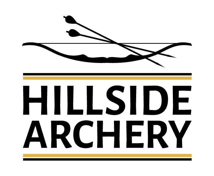 Hillside Archery Gloucestershire Logo