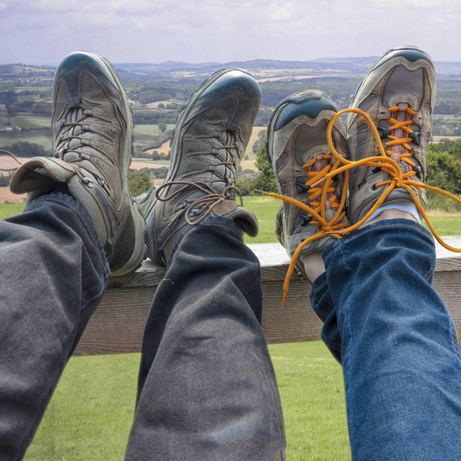 Hillside Archery - legs image