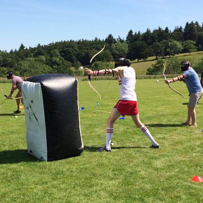 Hillside Archery - archery tag image
