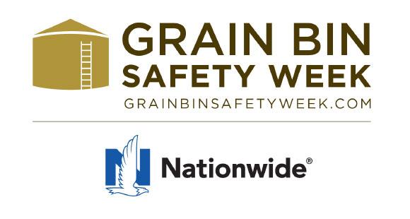 Grain Bin Safety Week logo