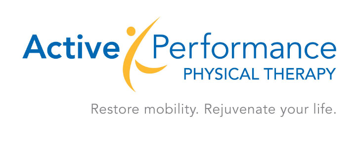 Active performance logo