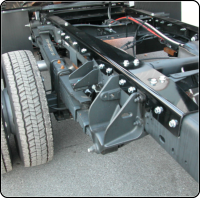 Frame Mounted Cab Protector