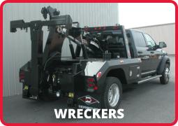 Danco wrecker equipment line